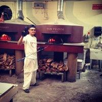 Photo taken at Antico Pizza Napoletana by Gabrielle B. on 6/9/2013