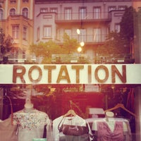 Photo taken at Rotation Boutique Berlin by Georgy S. on 5/7/2013