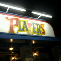 Photo taken at Players Sports Pub & Grill by Dejavu S. on 3/10/2013