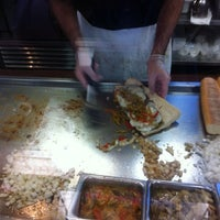 Photo taken at Steve's Prince of Steaks by Rich T. on 9/28/2012