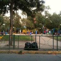 Photo taken at Plaza Eusebio Lillo by Eduardo P. on 2/24/2013
