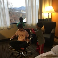 Photo taken at Four Points by Sheraton Pittsburgh North by Mehul S. on 12/21/2014