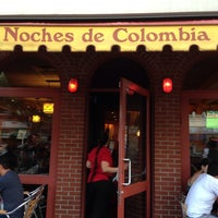 Photo taken at Noches de Colombia by Lani L. on 7/27/2014