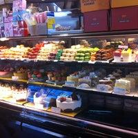 Photo taken at Bon Epi Patisserie Cafe by Joelyn D. on 8/3/2013