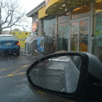 Photo taken at Esso & Tim Hortons by Joseph T. on 4/13/2013