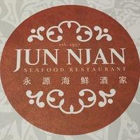 Photo taken at Jun Njan Restaurant by Wiyanto on 5/7/2016