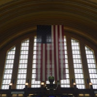 Photo taken at Robert D. Lindner Family Omnimax Theater at Union Terminal by Roth M. on 5/15/2016
