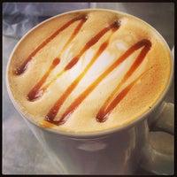 Photo taken at Zana's Bean Coffee by Tienchai L. on 1/28/2013