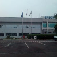 Photo taken at PT. Indonesia Epson Industry by Haris K. on 6/27/2014