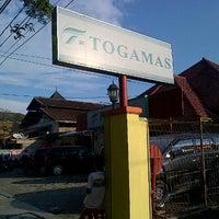 Photo taken at Toko Buku Togamas by Agga E. on 7/24/2013