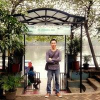 Photo taken at Kampung betawi situ babakan by Nuryaman B. on 4/11/2014