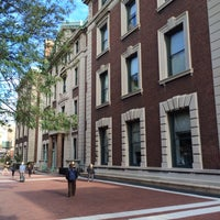 Photo taken at Havemeyer Hall - Columbia University by Joshua on 9/27/2013