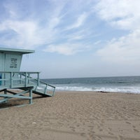 Photo taken at Santa Monica State Beach by Alexander G. on 5/17/2013