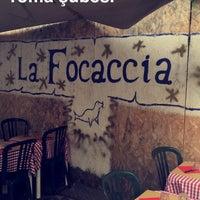 Photo taken at La Focaccia by Tuğba E. on 4/18/2016