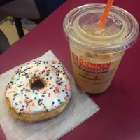 Photo taken at Dunkin Donuts by Marija S. on 7/9/2013