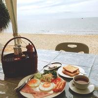 Photo taken at Baan Montra Beach Resort by Mc M. on 5/20/2016