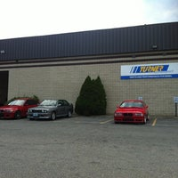 Photo taken at Turner Motorsport by Brandon M. on 7/24/2012