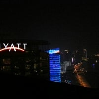 Photo taken at Hyatt on the Bund Shanghai by Timothy T. on 11/26/2012