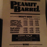 Photo taken at Peanut Barrel by Bee on 2/21/2013