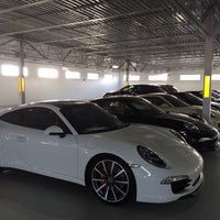 Photo taken at Reeves Porsche by Zaqueray B. on 2/4/2014
