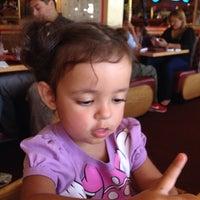 Photo taken at Red Robin Gourmet Burgers by Virginia N. on 11/9/2013