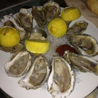 Photo taken at Oyster Bar by Samantha D. on 10/2/2012