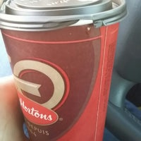 Photo taken at Tim Hortons by Rick D. on 4/11/2014
