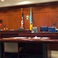 Photo taken at Jersey City Municipal Courthouse by Winnie F. on 9/17/2015