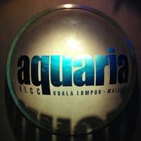 Photo taken at Aquaria KLCC by Desmond K. on 10/28/2012