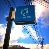 Photo taken at FULLMARKS 白馬店 by Daishi N. on 11/3/2012