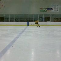 Photo taken at Ice Sports Forum by Tasha M. on 9/23/2012