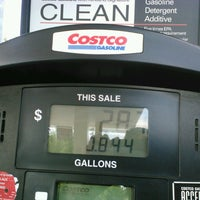 Photo taken at Costco Gasoline by L'Vaughn S. on 9/16/2013