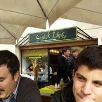 Photo taken at Snack Light by Sebastián O. on 5/14/2013