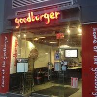Photo taken at goodburger by Sarah B. on 2/27/2013