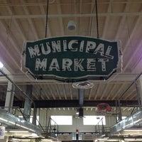 Photo taken at Sweet Auburn Curb Market by Kurt R. on 9/29/2012