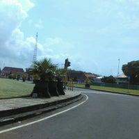 Photo taken at Alun-Alun Cilacap by Dias P. on 9/9/2016