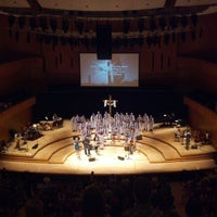 Photo taken at Holland Performing Arts Center by Tony H. on 3/31/2013