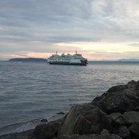 Photo taken at Mukilteo Lighthouse Park by Tony H. on 8/29/2013