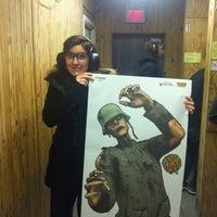 Photo taken at Sgt. Everett's Pistol Range by Lauren K. on 12/29/2013