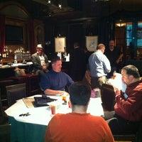 Photo taken at McFadden's Restaurant & Saloon by Luke R. on 2/27/2012