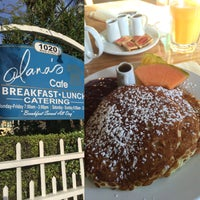 Photo taken at Alana's Cafe by Nathalie S. on 3/24/2015