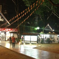 Photo taken at Newton Circus Food Centre by Mahrl P. on 7/29/2013