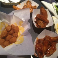 Photo taken at Buffalo Wild Wings by Qian T. on 7/5/2013
