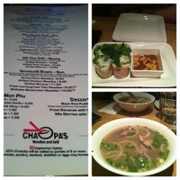 Photo taken at Cha Pa's Noodles and Grill by Brenda L. on 3/22/2013
