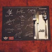 Photo taken at Max's Restaurant, Hilton Residence Abu Dhabi by Angeli B. on 9/12/2014