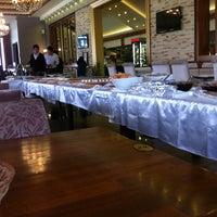 Photo taken at Melisa Cafe & Bistro by Canberk Ş. on 4/14/2013
