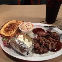 Photo taken at Texas Tony's BBQ Shack by Carsten P. on 11/4/2015