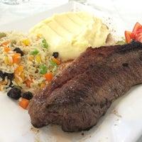 Photo taken at Restaurante Marrua by dice-k on 6/15/2014