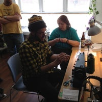 Photo taken at Pumping Station: One by David F. on 4/20/2013