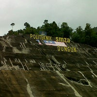 Photo taken at Politeknik Sultan Mizan Zainal Abidin by Herman Ryan B. on 12/13/2012